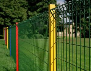 PVC Coated Garden Fence From Professional Factory pictures & photos