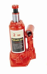 2t Hydraulic Bottle Jack with Handle