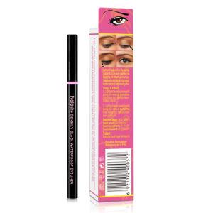 Hot Sales Makeup Waterproof Liquid Eyeliner with Stock Prolash+ Permanent Makeup Eyeliner Black Liquid Eyeliner pictures & photos