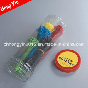 Self-Locking Normal Nylon Cable Ties 4*100mm Type pictures & photos