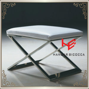 Stool (RS161802) Bar Stool Living Room Stool Cushion Outdoor Furniture Hotel Stool Store Stool Shop Stool Restaurant Furniture Stainless Steel Furniture pictures & photos