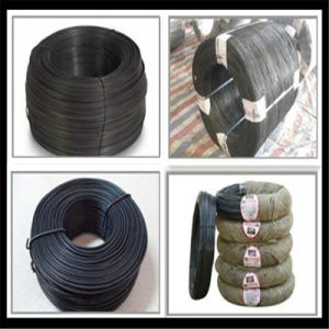 Bwg18 25kg Roll Black Annealed Tie Wire pictures & photos