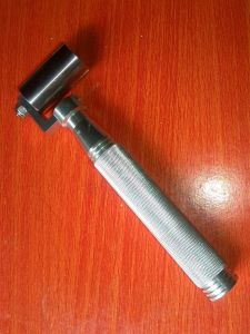 Wallpaper Roller for Seam (chrome bearing)