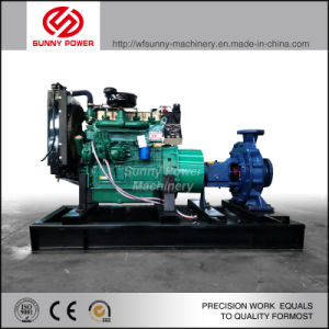 Diesel Water Pump for Irrigation/Mining with Big Outflow pictures & photos