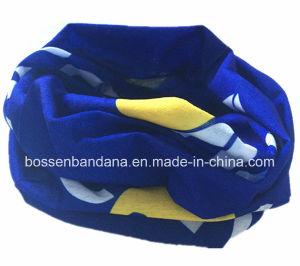 OEM Produce Customized Logo Multifunctional Biker Magic Neck Tubular Headband Scarf Buff pictures & photos
