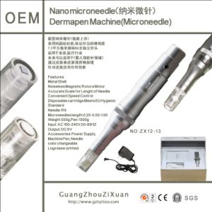 Updated Technical Version-Nano Microneedle Therapy Dermapen pictures & photos