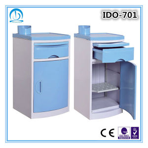 High Quality ABS Hospital Bedside Cabinet pictures & photos