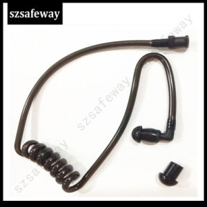 Black Acoustic Tube for Two Way Radio Earphone Accessories pictures & photos