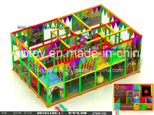 Small Good Quality Baby Indoor Playground Equipment (TY-40273) pictures & photos