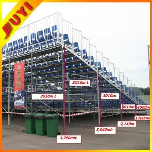 China Supplier Wholesale Steel Grandstand Sports Bleacher Plastic Seat pictures & photos