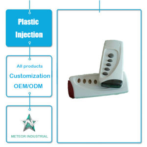 Customized Plastic Injection Moulding Products Electronic Remote Control Plastic Shell pictures & photos