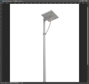 60W All in One Street Light Solar with Battery Backup pictures & photos