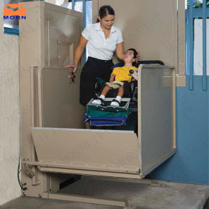 250kg Wheelchair Lift Price for Disabled People pictures & photos