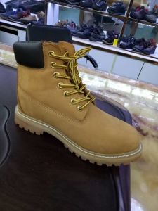 Hot-Selling in USA Goodyear Welted Boots Work Boots Industrial Safety Men Boots pictures & photos