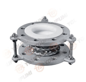 PTFE Bellow Compensator Flange Connected pictures & photos