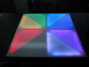 LED RGB Dance Floor for Entertainment Stage Disco pictures & photos