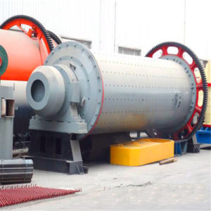 Dry Type Grid Ball Mill pictures & photos