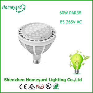 60W 25degree CREE LED PAR38 Lamp