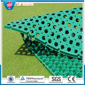 Childrens Rubber Playground Grass Mat