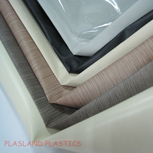 PVC Film for Cavans/MDF/Packing pictures & photos