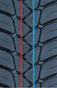 Precured Tread Rubber for Tire Retreading-Pattern G