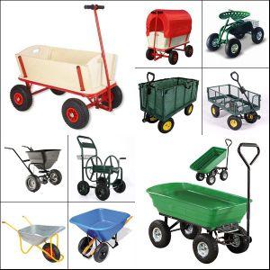 Garden Cart, Garden Trolley, Garden Wagon pictures & photos