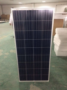 160W Poly Solar Panel for Solar Home System pictures & photos