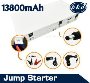 New Arrival 13800mAh Multifunction Mini Jump Starter for 12V Car (JS-003)