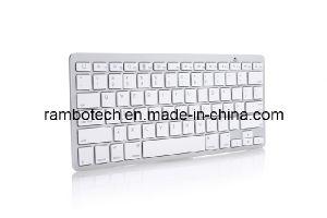 Universal Slim and Mini Bluetooth Keyboard for iPad/iPad, Bluetooth V3.0
