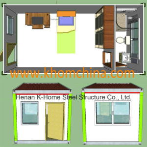 20FT Australia Standard Container Living House with Bathroom pictures & photos