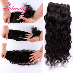 100%Unprocessed Human Mongolian Wave Hair Remy Virgin Hair pictures & photos