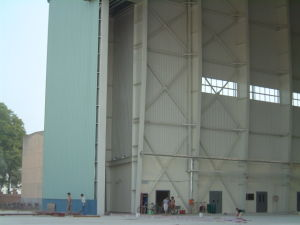 High Quality Steel Structure Airplane Hangar pictures & photos