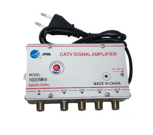 CATV Signal Amplifier 1020mk4/4 Way Housing CATV Amplifier pictures & photos