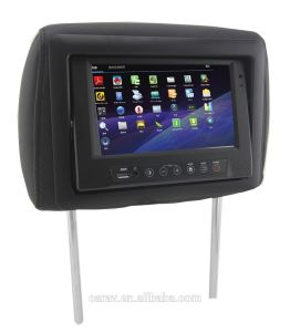 7 Inch Headrest Touch Screen PC with Android 4.2 OS pictures & photos