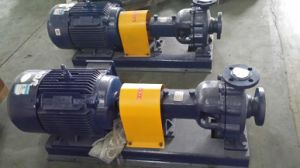 Chemical Process Pump with CE Certificate pictures & photos