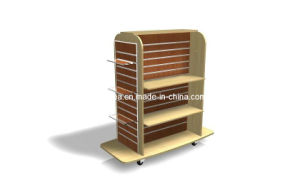 Wooded and MDF Double Side Display Stands pictures & photos