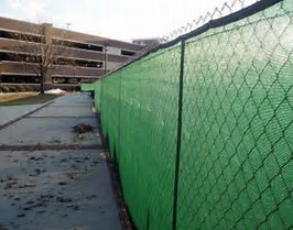Green Mesh Tarp for The Construction Site Screen/Fence pictures & photos