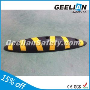 Multi Colors Rubber Zebra Bicycle Lane Seprator, Cycle Tracks Protected Bike Lanes Cycle Lane Raised Divider Cycle Lane Delineator Marking Bars pictures & photos