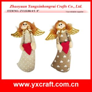 Christmas Decoration (ZY11S386-4-5) Christmas Girl Decoration pictures & photos