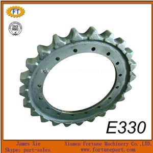 Manufacture Gear Sprocket for Cat Excavator Dozer Undercarriage Spare Parts pictures & photos