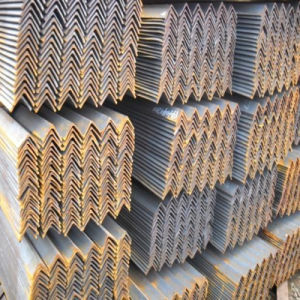 Mild Stee Equal Angle Steel Bars pictures & photos
