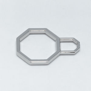 Zinc Alloy Bag Ring Luggage Cycle as Bag Accessories pictures & photos