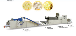 Artifical Rice Process Line Food Extruder Machinery pictures & photos