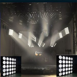 Hot! CREE LED Beam 25 Pieces 10W DJ/Disco Stage Light pictures & photos