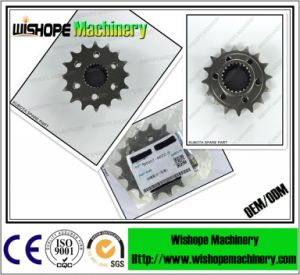 Kubota Spare Part Sprocket 16t 5t057-46220 pictures & photos
