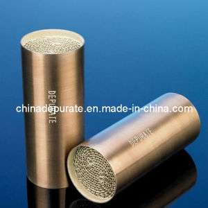 High Absorption Gasoline Exhaust System Metallic Core Catalytic pictures & photos