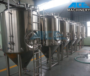 Sanitary Processing Machinery Parts Wine Fermentation Tank (ACE-FJG-O1) pictures & photos