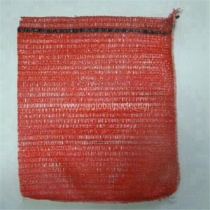 Wholesale Colorful Leno PP L-Sewing Mesh Bag pictures & photos