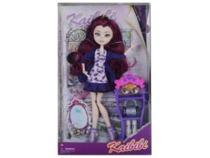 Wholesale 11 Inch Fashion Plastic Toy Doll with Accessories (10226228) pictures & photos