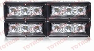 4x4 LED Light Bar 10W CREE Chips Inside High Lumen (TLBX30) pictures & photos